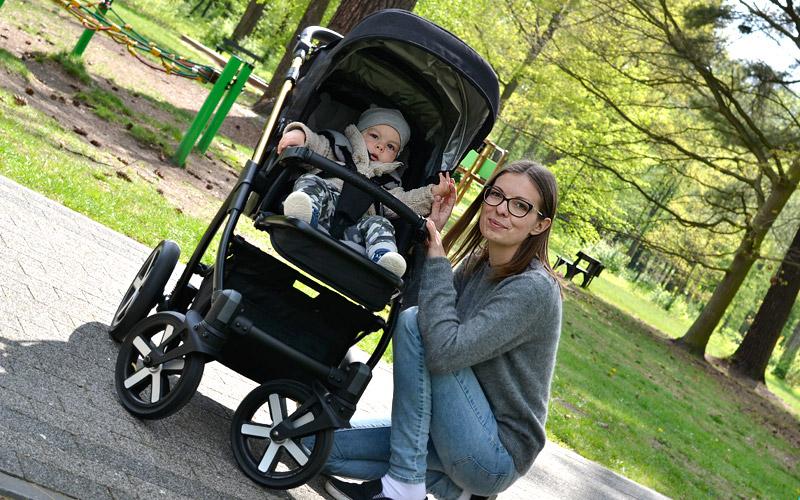 Baby Design Lupo COMFORT Limited - wygodny wózek na każdą drogę