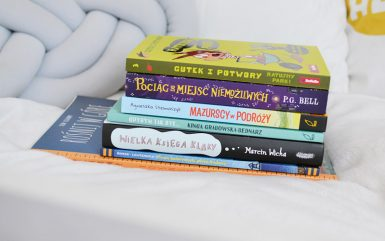 Książki dla przedszkolaka - nasze wakacyjne nowości #4