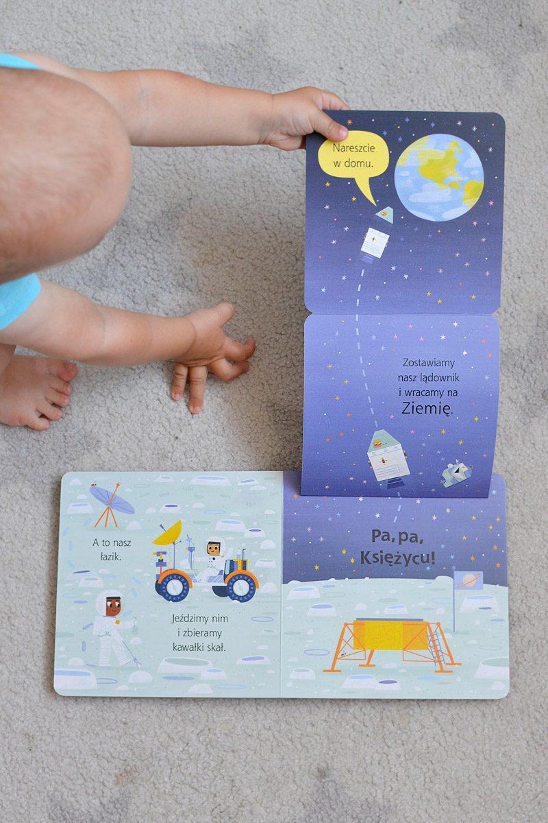 Mój mały świat: Na księżyc - recenzja, zdjęcia