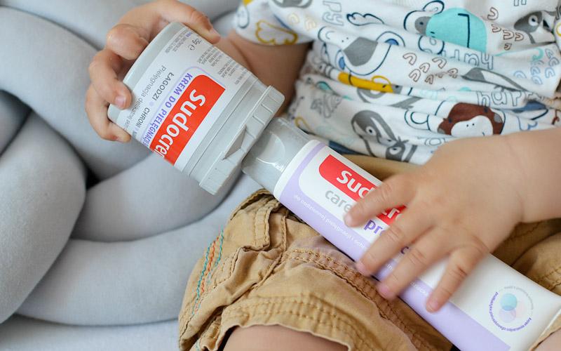 Jak pielęgnować skórę niemowlaka