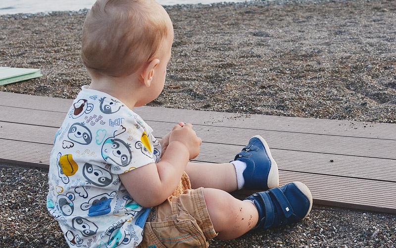 Podróż samolotem z rocznym dzieckiem, czyli jak przetrwać lot z maluchem