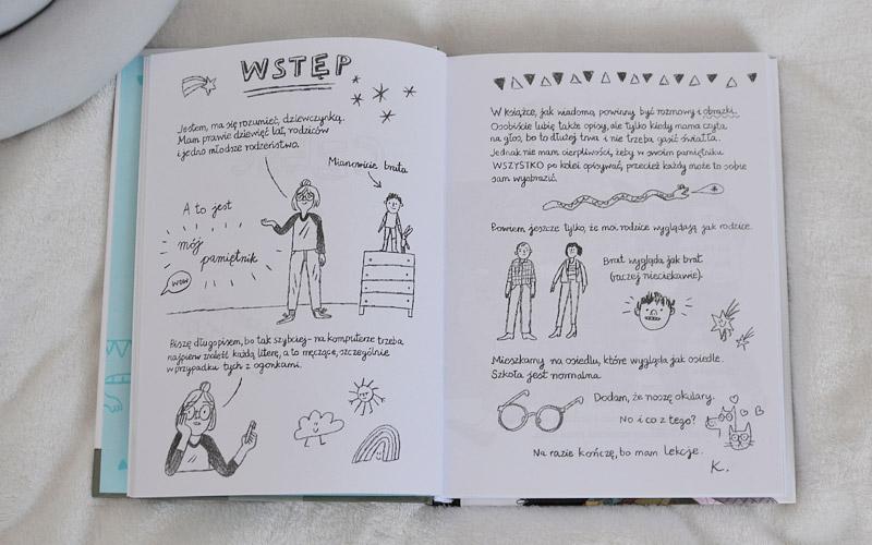 Wielka księga Klary - recenzja, zdjęcia