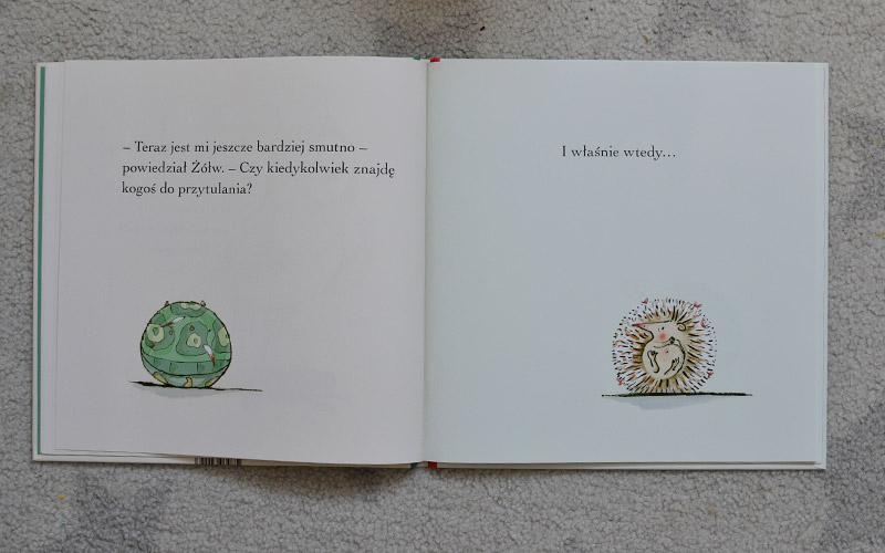 Czy mogę się przytulić? - recenzja książki o emocjach