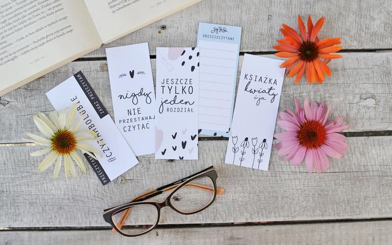 Zakładki do książek do wydrukowania