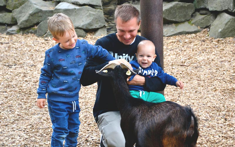 Mini Zoo w Ostrawie