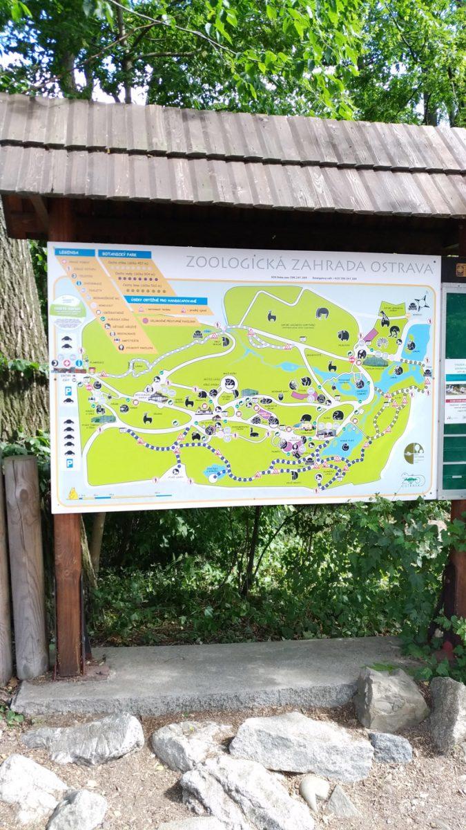 Zoo w Ostrawie dojazd ze Śląska