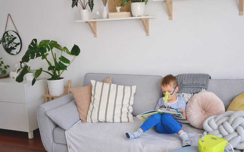 Alergia u dziecka - objawy