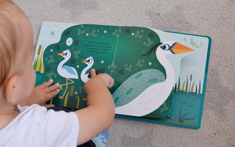 Witaj zajączku, Witaj króliczku - książki sensoryczne dla maluchów