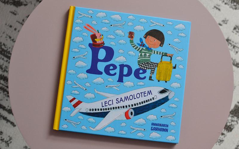 Pepe leci samolotem - recenzja, zdjęcia