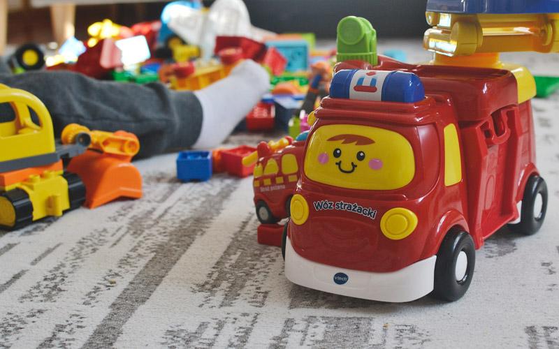 Prezent na roczek - autko