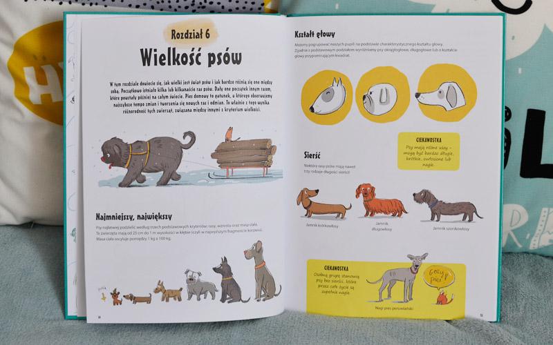 Wszystko o psach - książka, zdjęcia, recenzja