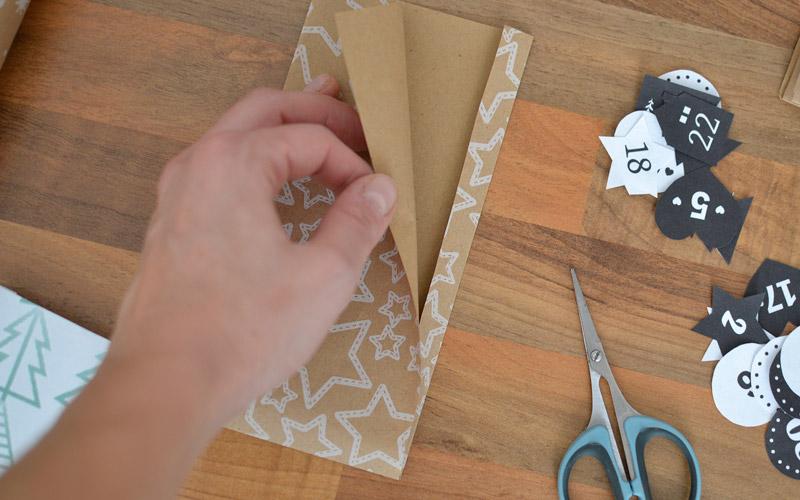 Jak zrobić torebkę do kalendarza adwentowego