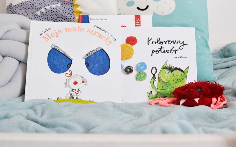 Książki o emocjach dla dzieci