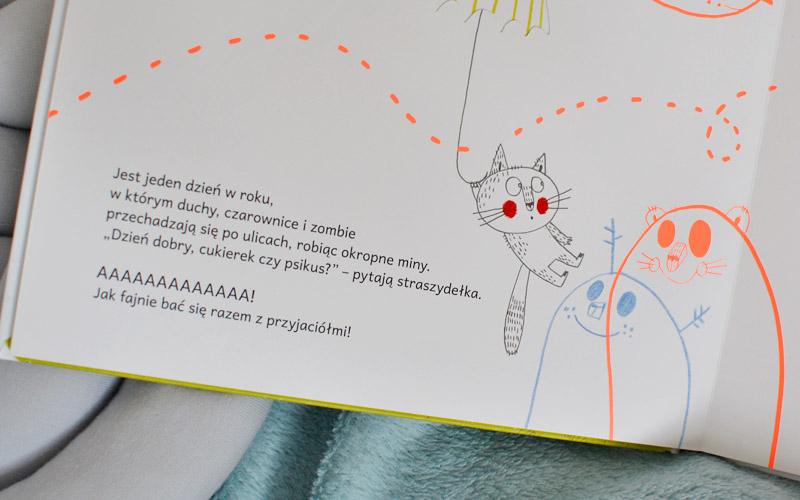 Moje małe strachy - książka o emocjach zdjęcia