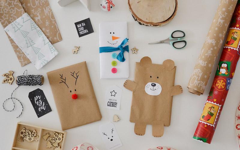 Jak ładnie zapakować prezent dla dziecka - 3 kreatywne sposoby