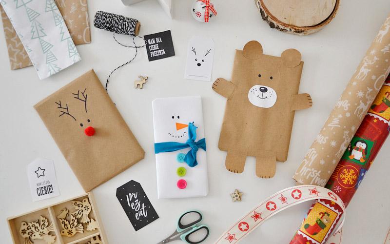Jak ładnie zapakować prezent dla dziecka