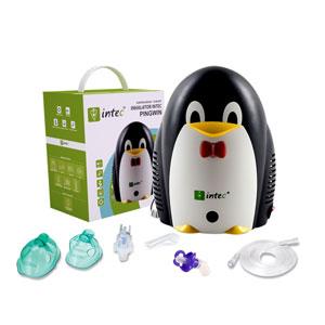 Inhalator dla dzieci Intec Tłokowy Pingwin