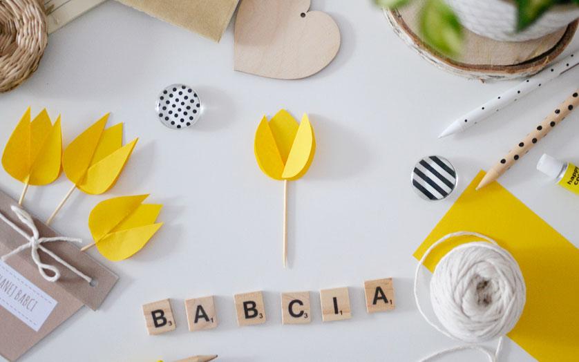 Jak zrobić kwiaty z papieru?