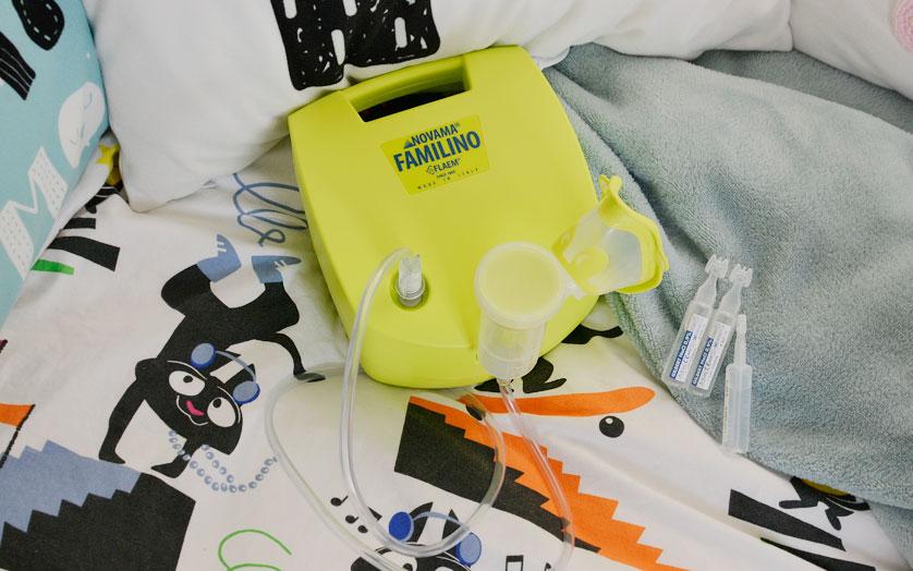 Inhalator dla dzieci novama familino