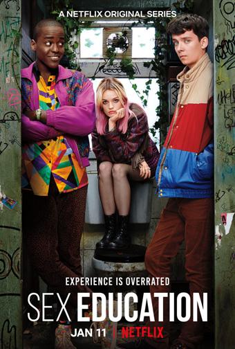 Sex education - świetna nowość na Netflixie - nie tylko dla nastolatków