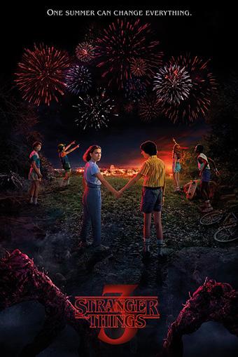 Stranger things - chyba mój ulubiony serial na Netflixie