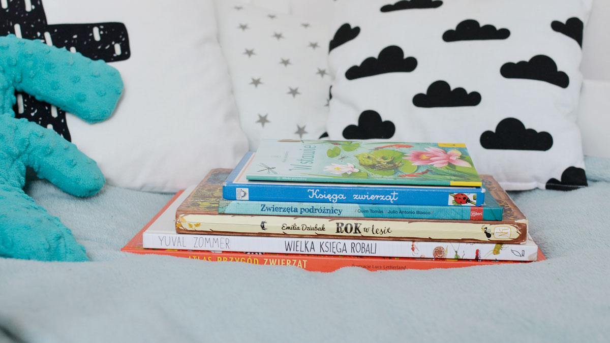 Książki dla dzieci o zwierzętach – 6 naszych ulubionych