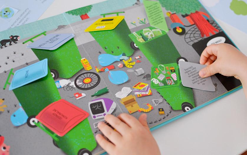 Ratujemy Ziemię - Wielka Księga Zabaw
