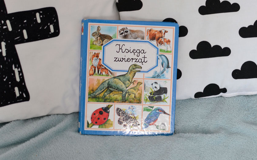 Księga Zwierząt - zdjęcia książki