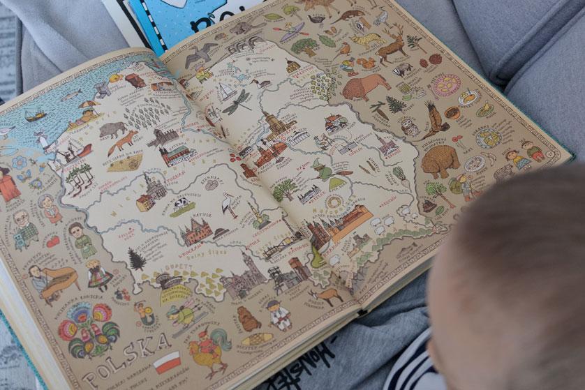 Mapy dla dzieci