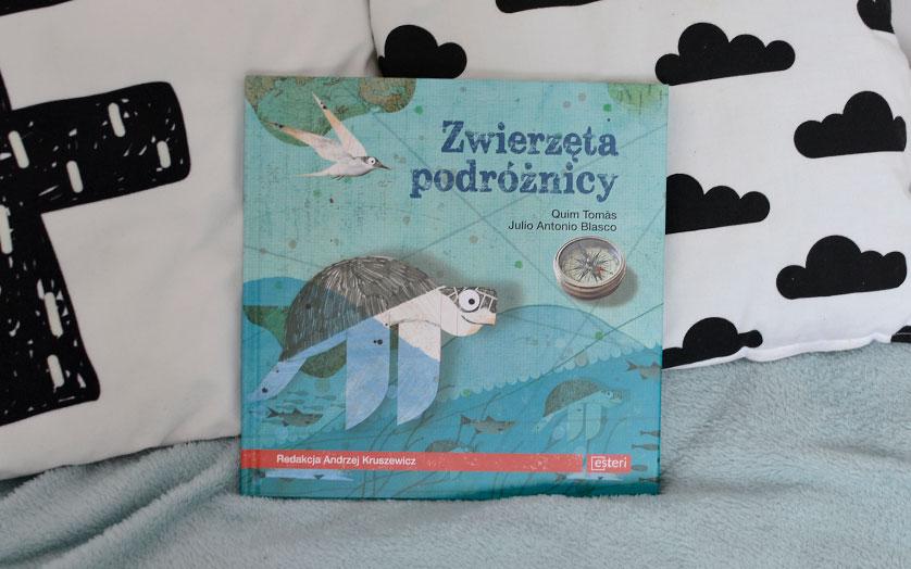 Zwierzęta podróżnicy - zdjęcia książki