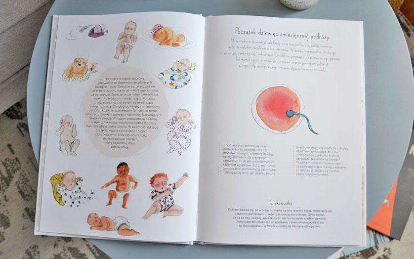 9 miesięcy - recenzja, zdjęcia książki