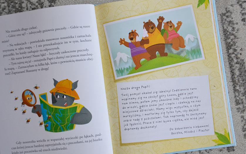 Biuro podróży Nosorożki Papti - recenzja i zdjęcia