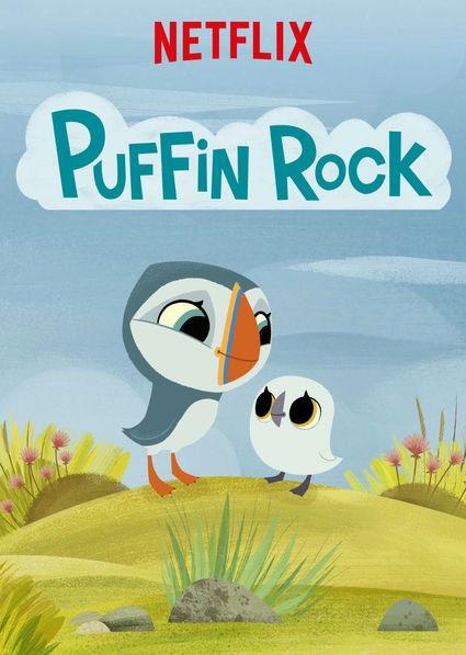 Bajka Puffin Rock
