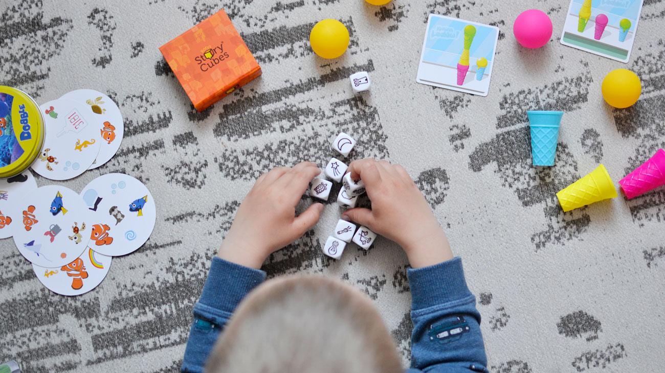 Fajne gry dla przedszkolaka
