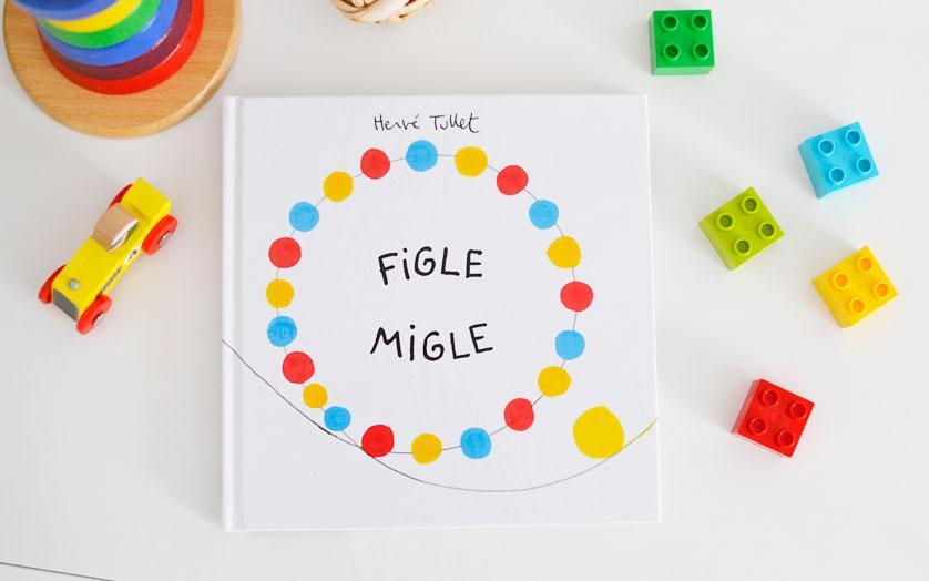 Figle Migle - recenzja i zdjęcia książki