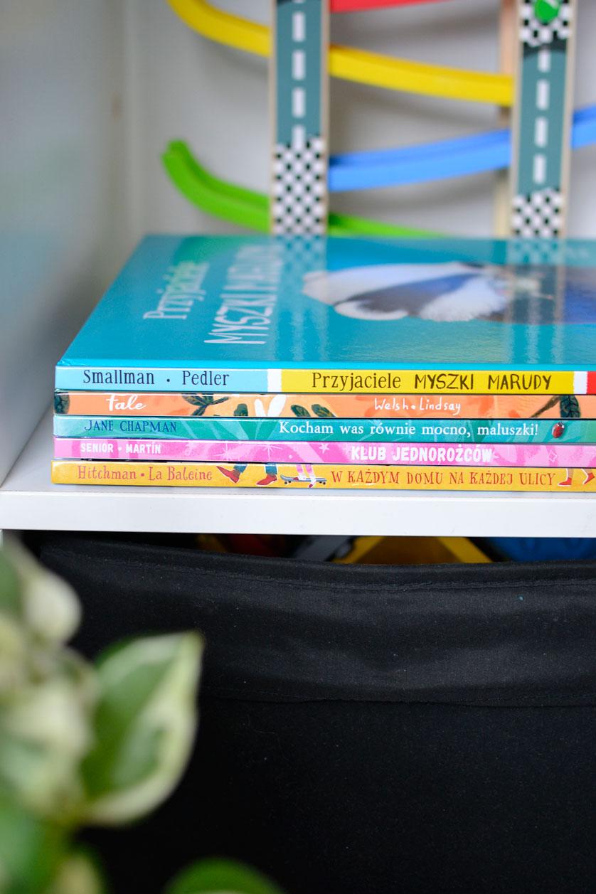 Książki dla dzieci do czytania przed snem