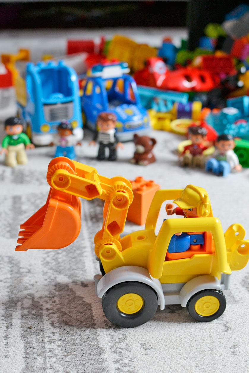 Fajne zestawy dla malucha -  Lego Duplo