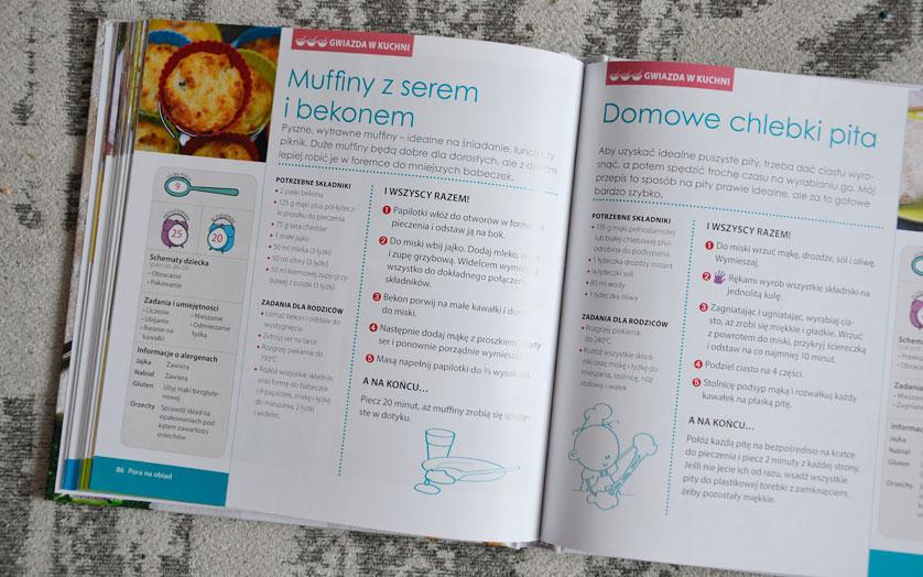 Małe rączki w kuchni - recenzja i zdjęcia