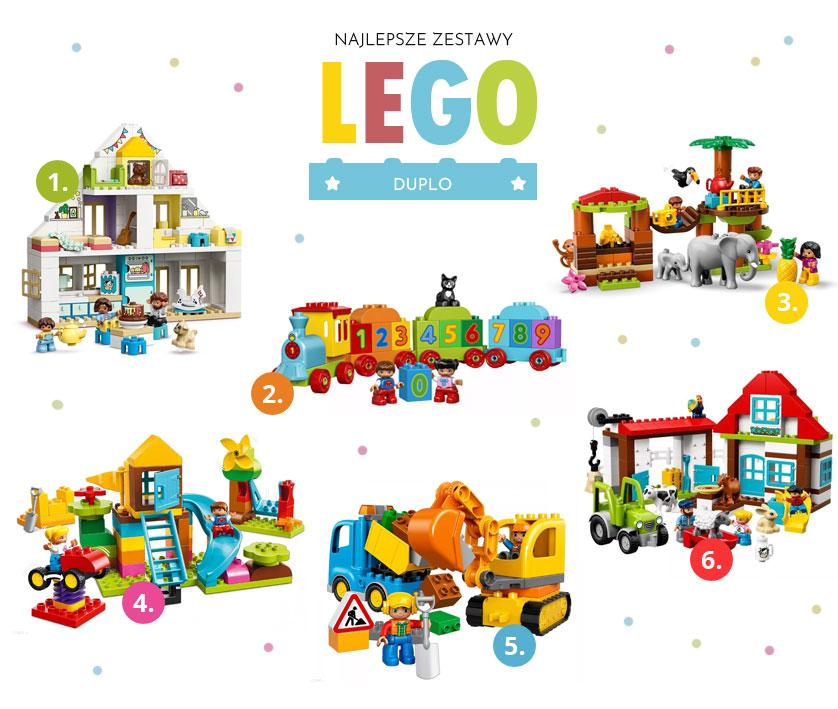 Fajne zestawy Lego Duplo