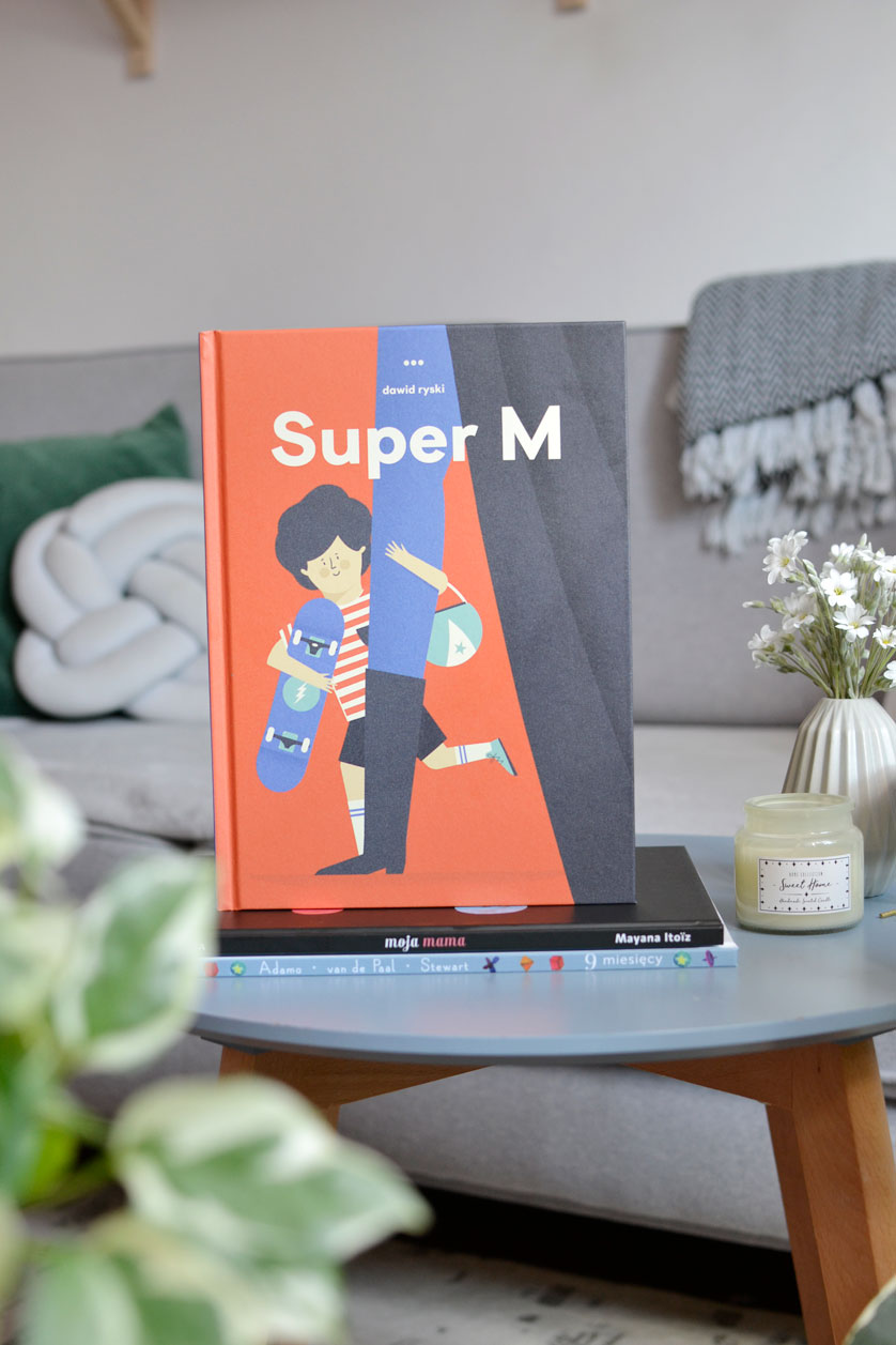 Super M - recenzja, zdjęcia książki