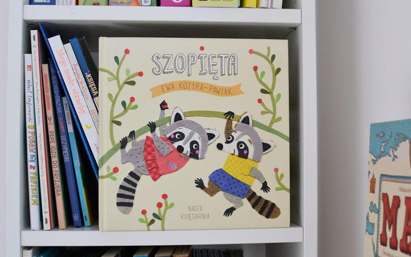 Szopięta - książka o rodzinie