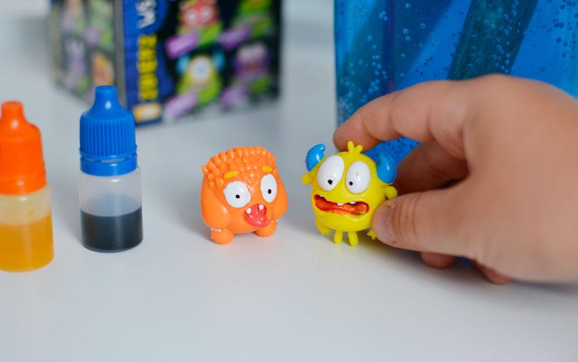 Fabryka potworów - Kolorowe stworki dla dzieci