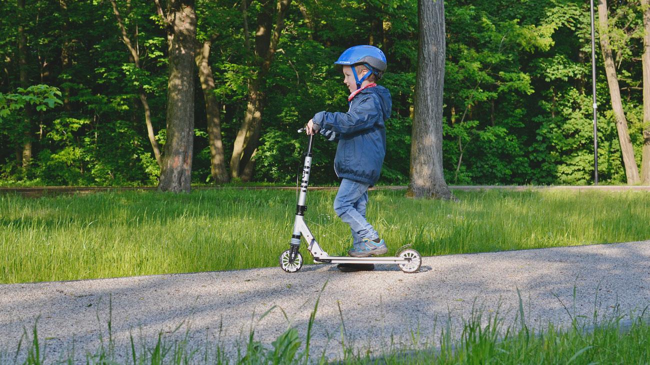 Hulajnoga Oxelo Mid 5 dla dzieci - nasza opinia