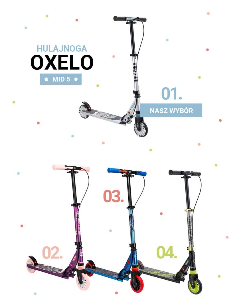 Hulajnoga Oxelo Mid 5 dla dzieci