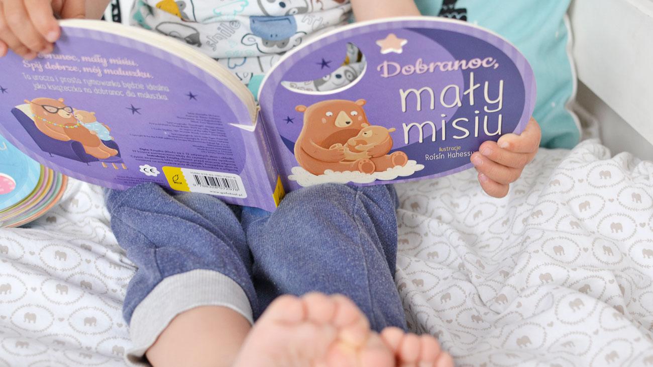 Kartonowe książki dla malucha