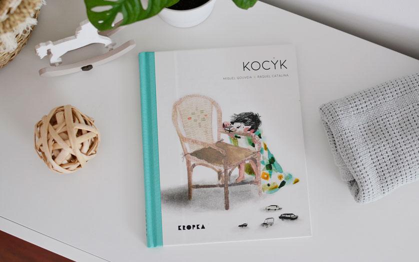 Kocyk - recenzja i zdjęcia książki dla dzieci