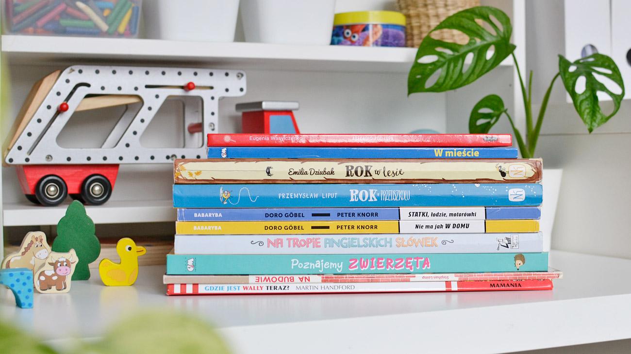 Książki obrazkowe do wyszukiwania dla dzieci