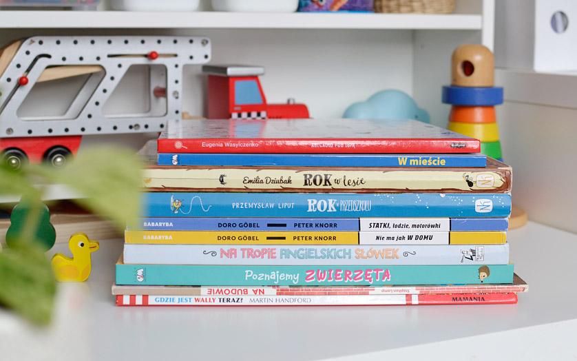Książki obrazkowe do wyszukiwania dla dzieci - 10 naszych hitów