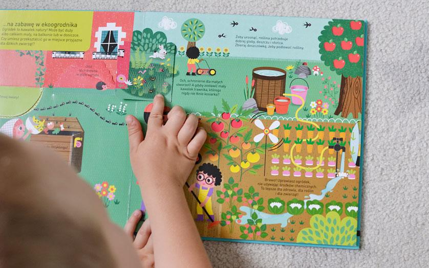 Wielka Księga Zabaw - Ratujemy Ziemię
