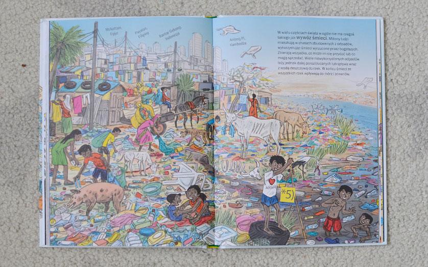 Śmieci - Najbardziej uciążliwy problem na świecie
